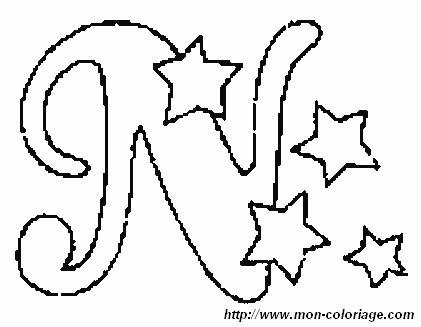 Großzügig Buchstaben Und Malvorlagen Bilder - Beispiel ...