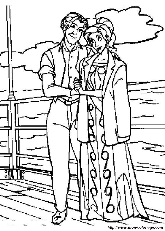 Dramione Coloring Pages