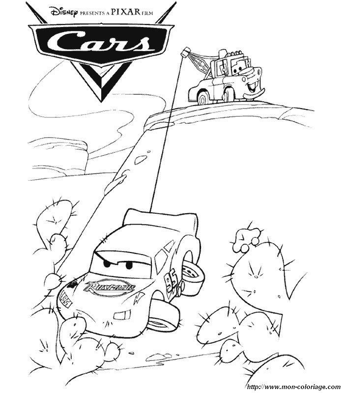 ausmalbilder cars bild cars 1