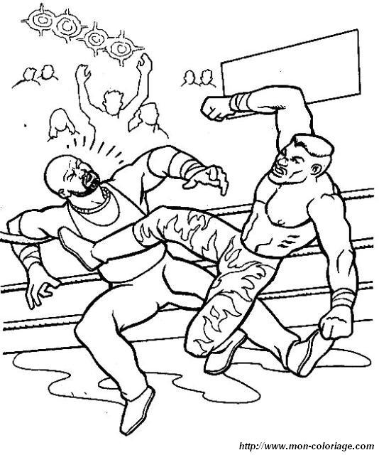 wwe ring coloring pages ausmalbilder wrestling wwe bild wrestling 10