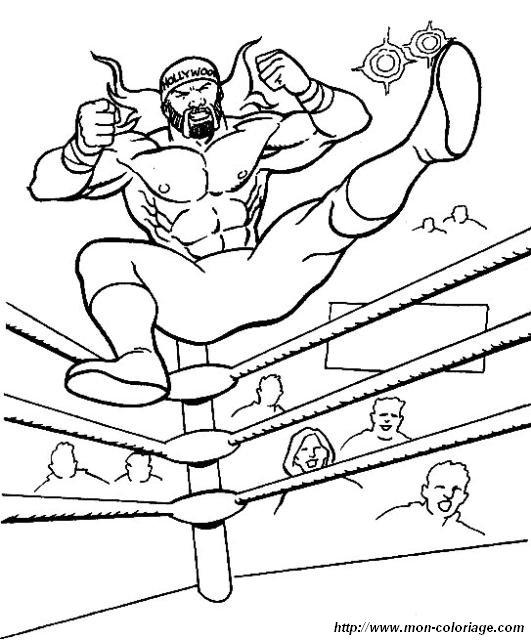 Ausgezeichnet Wrestling Malvorlagen Ideen - Ideen färben - blsbooks.com