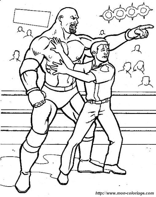 Ausgezeichnet Wir Wrestling Malvorlagen Zeitgenössisch - Ideen ...