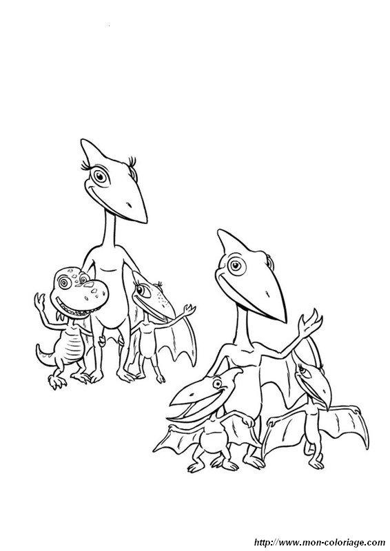 Ungewöhnlich Dinosaurier Zug Malvorlagen Zum Ausdrucken Ideen ...