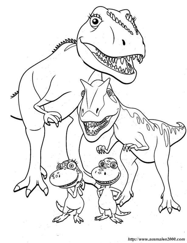 Ausmalbilder Dinosaurier Bild Sehen Wir Nach Dem Rest Der Familie