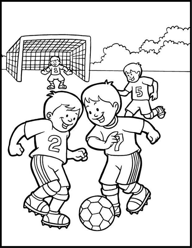 Ausmalbilder Fußball Bild Die Fussball Nationalmannschaft