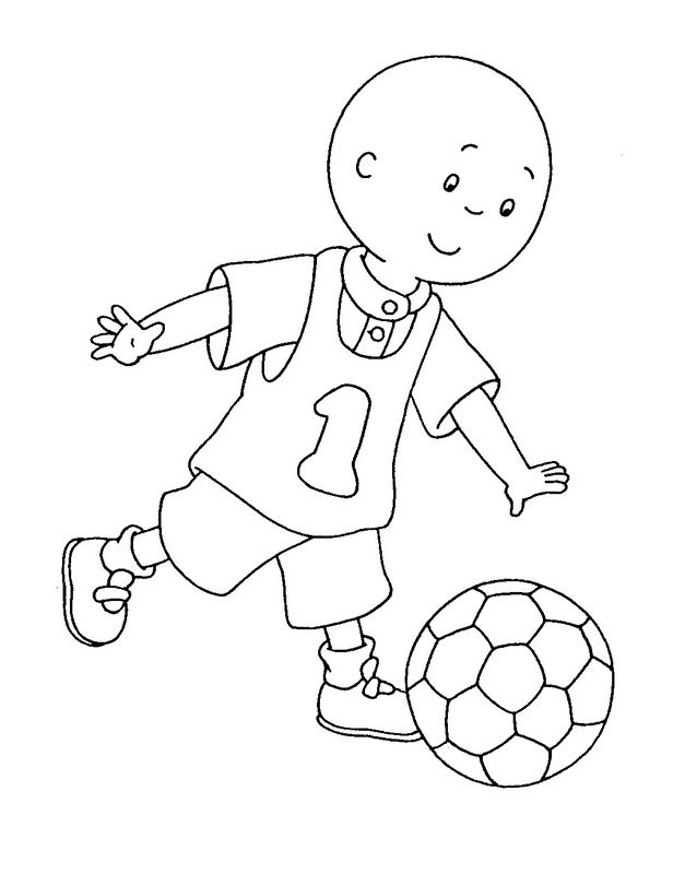 ausmalbilder fußball, bild kleines kind fussball spielen