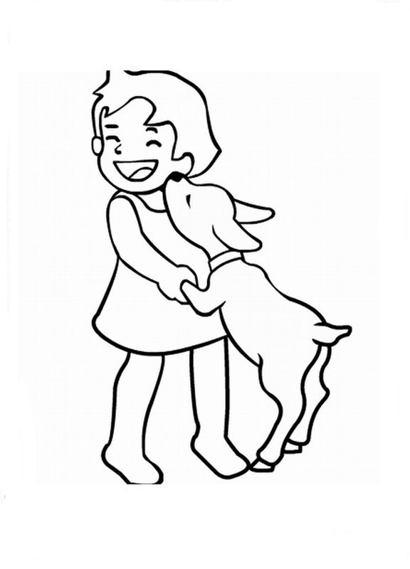 ausmalbilder heidi bild das kleine lamm liebe heidi