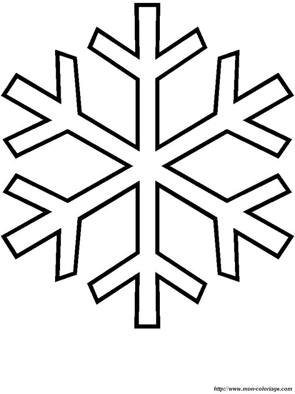 schneestern schneeflocke malvorlage einfach