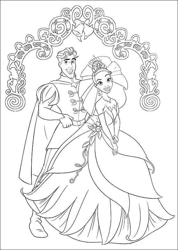 Prinzessin Tiana Malvorlagen   My blog