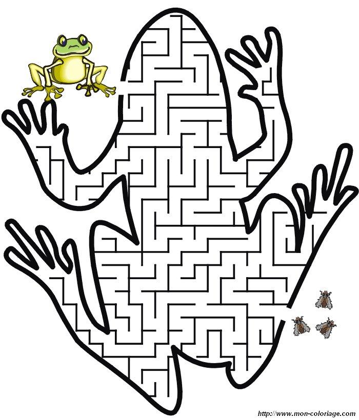 labyrinth spiel zum ausdrucken kostenlos