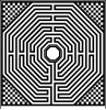 Spezielle labyrinth