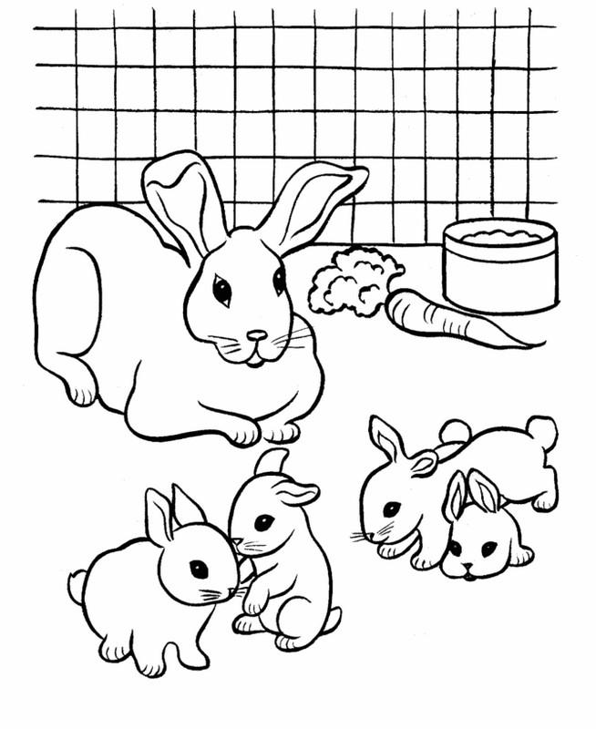 Atemberaubend Mama Und Baby Tiere Malvorlagen Zeitgenössisch - Ideen ...