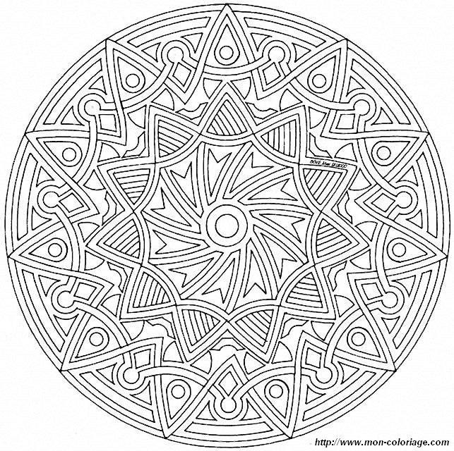 38 Mandala Sehr Schwierig Besten