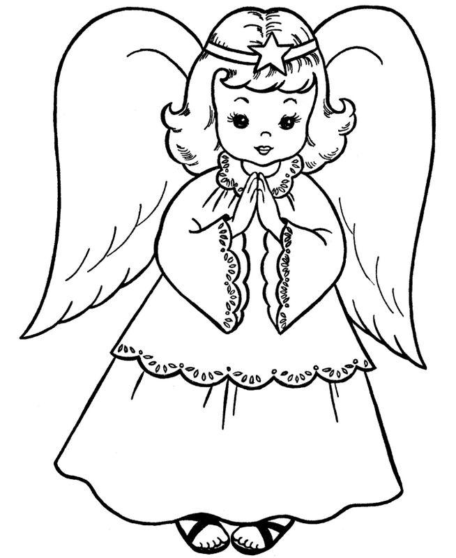 Malvorlagen Weihnachten Engel My Blog