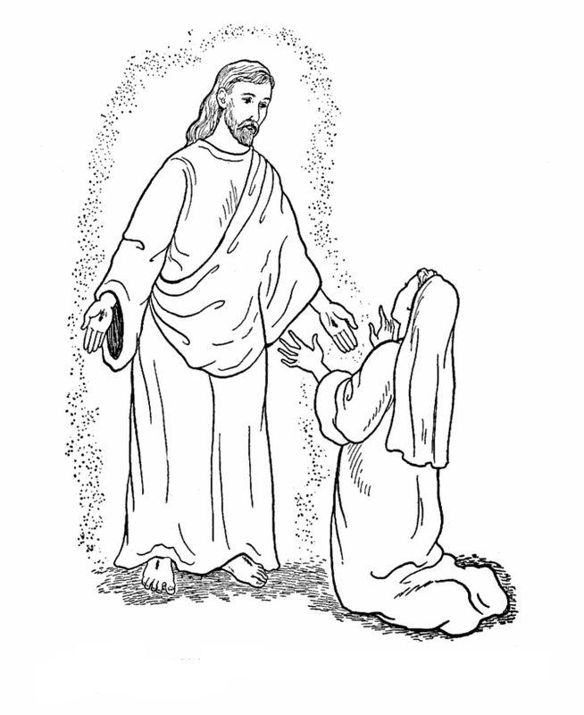 Ausmalbilder Weihnachten Bild Jesus Von Nazaret