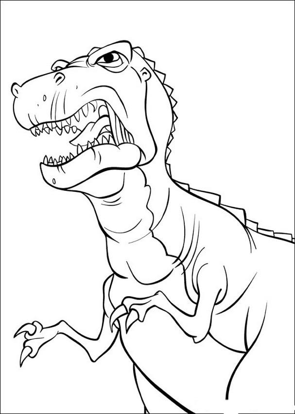 37 tyrannosaurus rex bilder zum ausdrucken - besten bilder