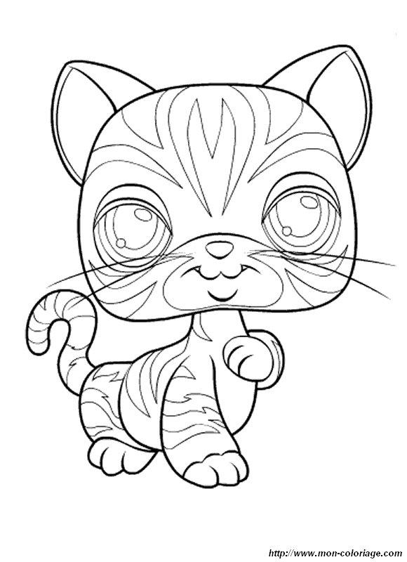 Littlest Pet Shop Coloring Pages Pdf