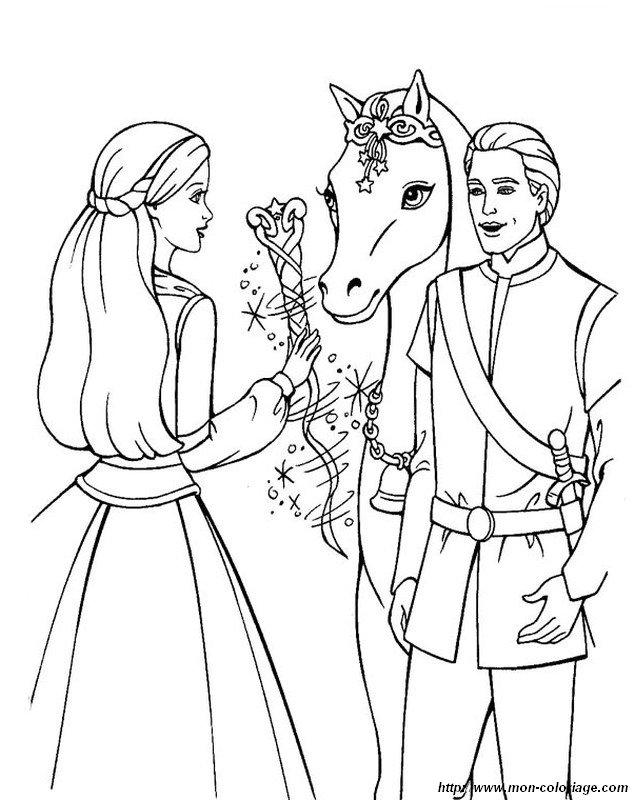 Poep Kleurplaat Printen Ausmalbilder Prinzessin Und Prinz Bild Prinzessin Barbie