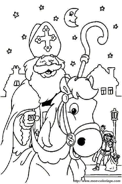 ausmalbilder der weihnachtsmann bild santa claus 11