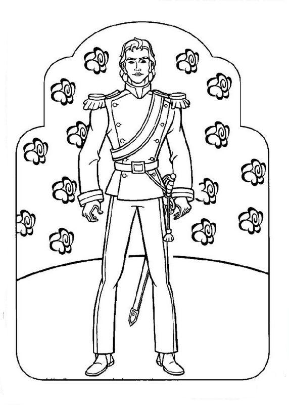 Ausmalbilder Sissi, bild Kaiser Franz Joseph