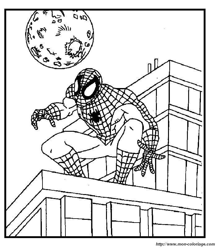 Erfreut Spiderman Druckbare Malvorlagen Fotos ...