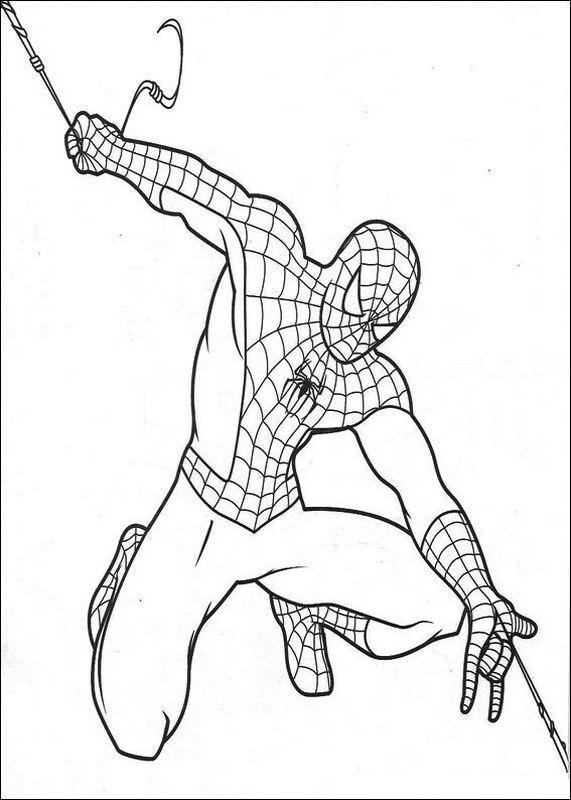 Ausmalbilder Spiderman Bild Malvorlagen Und Ausmalbilder Von Spiderman