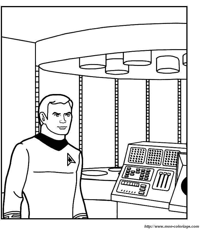 Ausgezeichnet Star Trek Nächste Generation Malvorlagen Galerie ...