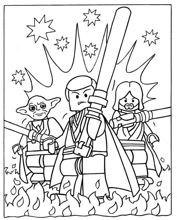 Nett Lego Star Wars Ausmalbilder Fotos - Ideen färben - blsbooks.com