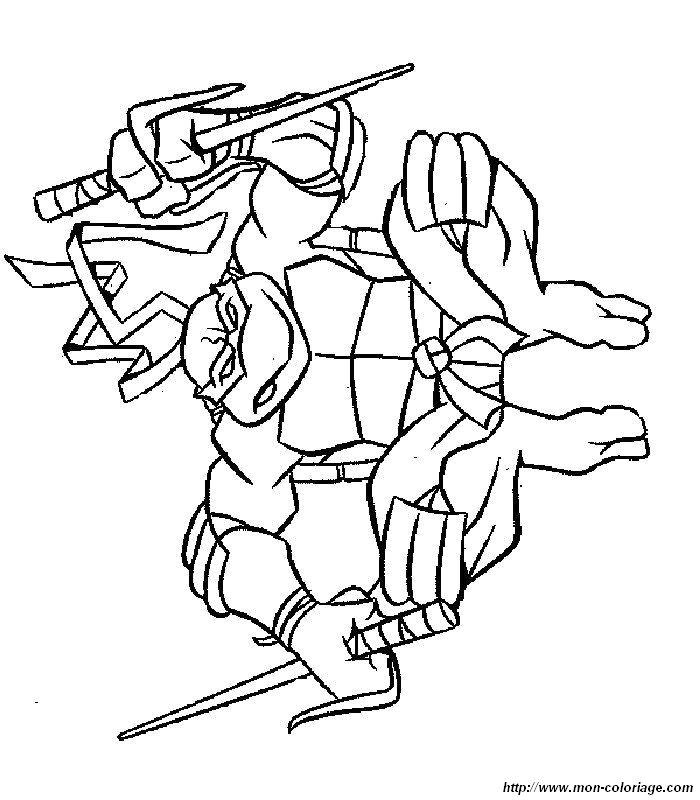 ausmalbilder teenage mutant ninja turtles bild 010