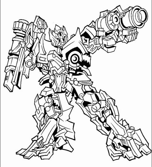 transformers 4 ausmalbilder