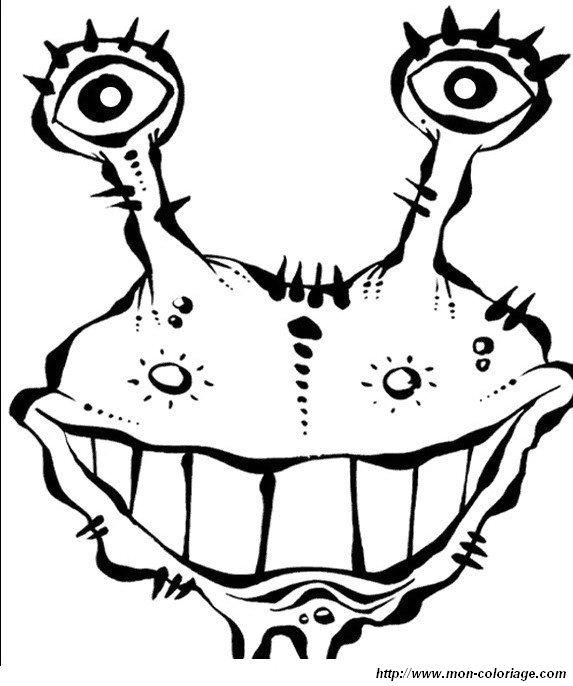 ausmalbilder monster und menschenfresser bild monstern ausmalen bild monstern ausmalen